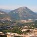 Mountains near Salerno