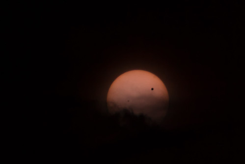 Venus Transiting the Sun - Des Moines, IA | by w4nd3rl0st (InspiredinDesMoines)