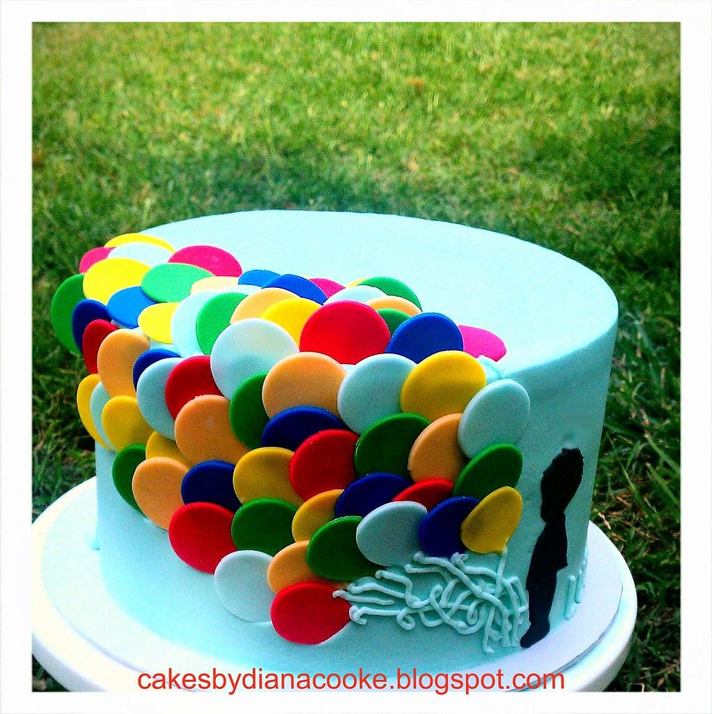 George Curious Cake