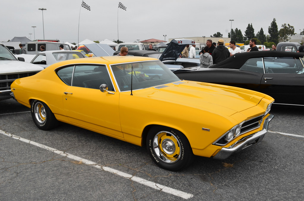 Chevelle Ss >> Chevelle in Yellow | jim4good | Flickr