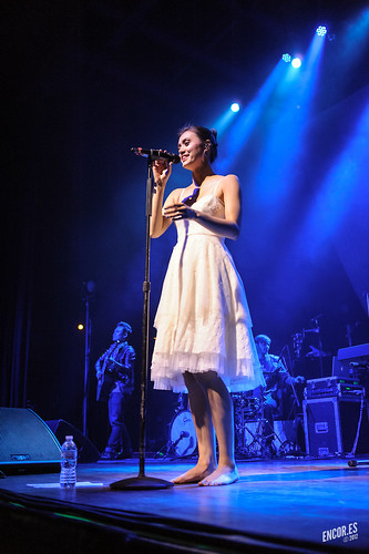 Dia Frampton at The Pageant, 5.8.2012 | by Jason Stoff