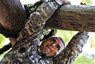 Confidence course | by The U.S. Army
