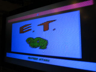 Atari 2600. E.T. Composite Video. | by ericneu