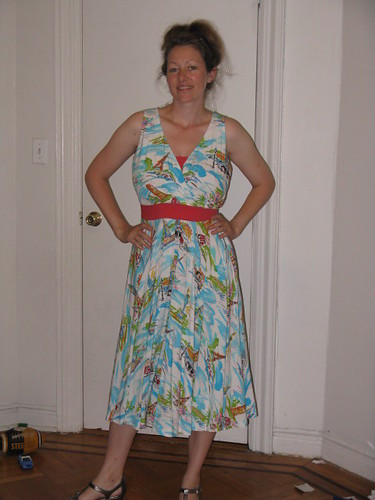 First Birthday Party-dress ii | by Leu Sews!