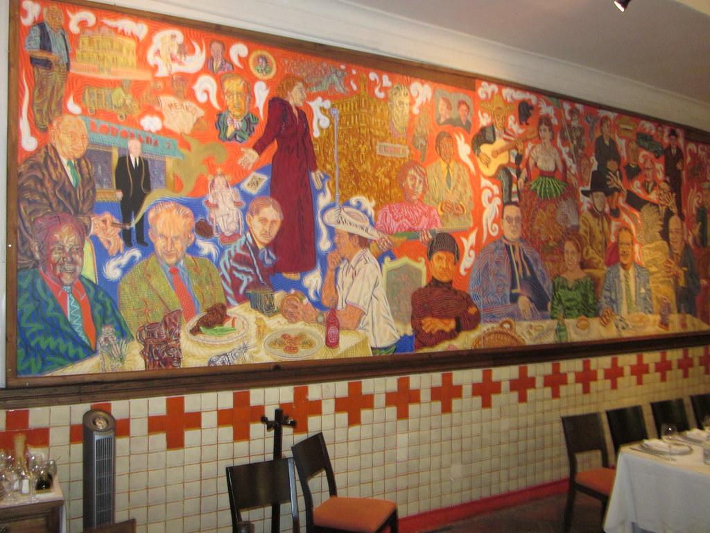 El Mural De Los Poblanos Puebla