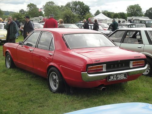 1973 ford consul 2 5 auto