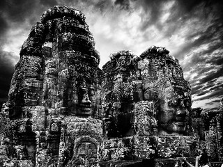time Angkor Tom | by picsie14