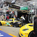 History Meets Hybrid at Le Mans 08