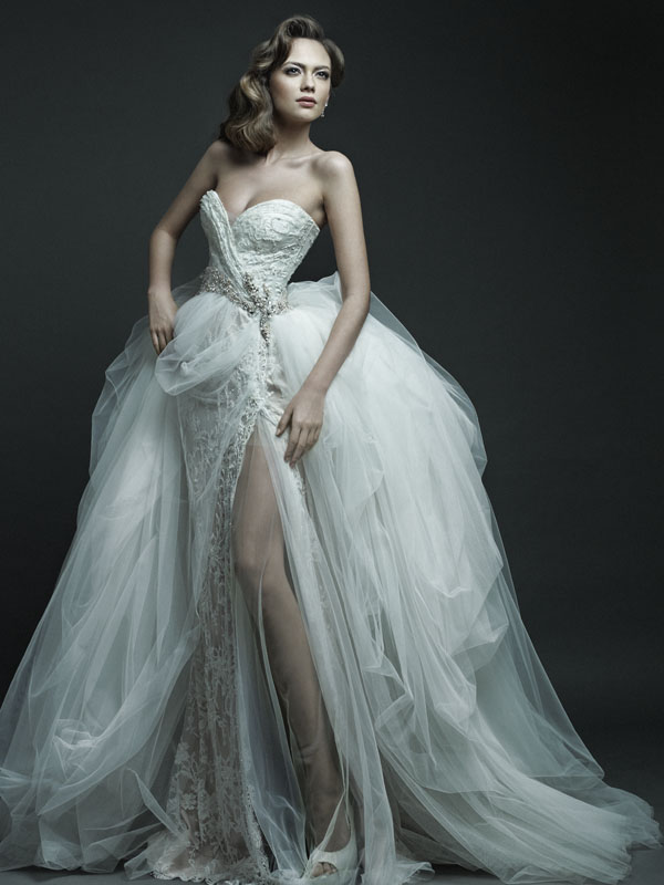 A Fairy Tale Wedding Dress Collection Inspired By Russian Flickr