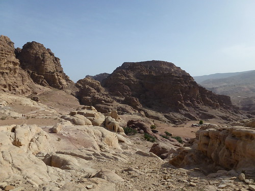 Looking back to Petra | by marc's pics&photos