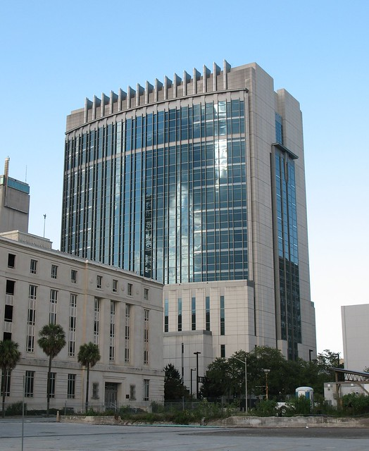 Jacksonville Federal Court House