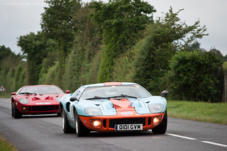 Ford GT40 [On Explore !] | by BenjiAuto (Ratet B. Photographie)