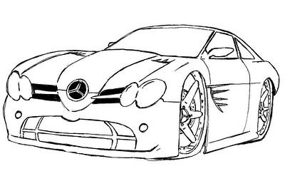 desenhos de carro tunado desenho para imprimir e colorir c flickr