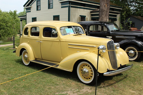 1936 chevrolet master deluxe 4 door richard spiegelman for 1936 chevy 4 door