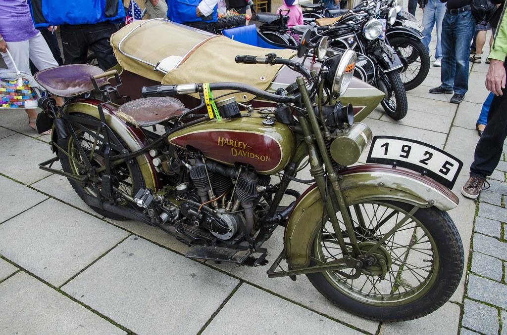 Harley Davidson Jd Sidecar 1925 Thomas Flickr Pictures