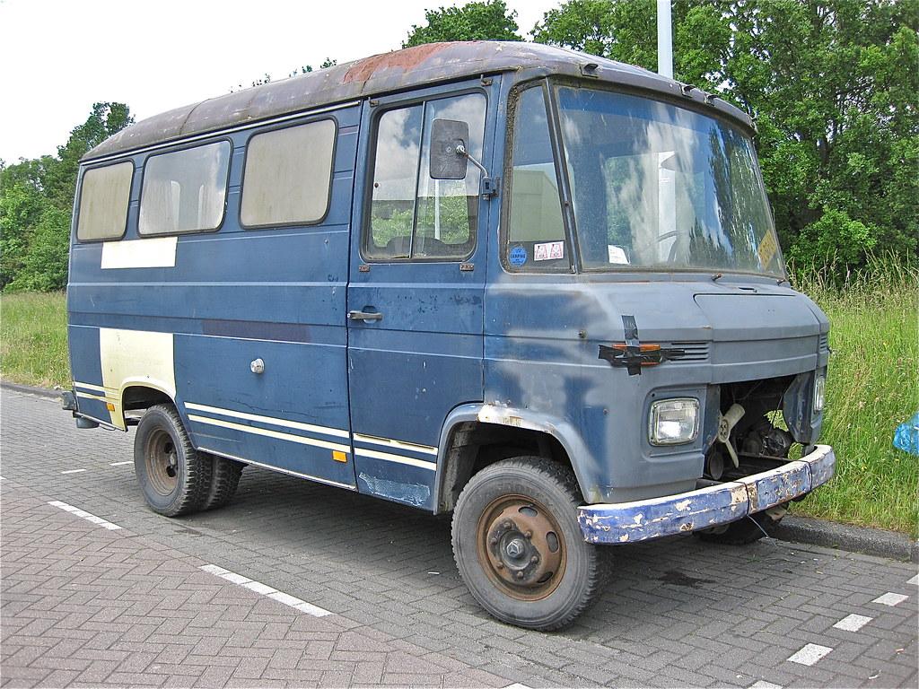 1977 mercedes benz t2 l409 campervan work in progress i for Mercedes benz campervan usa