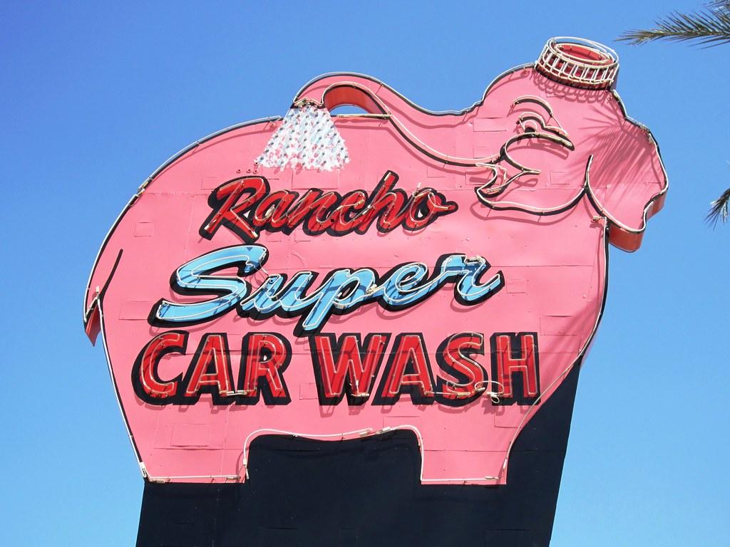 Rancho Super Car Wash, Rancho