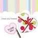 Girl's favorite - my Valentine's day gift