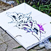 Coler BlackBook Sketch | Graffalot Summer 2012 | Houston Graffiti ** EXPLORE **
