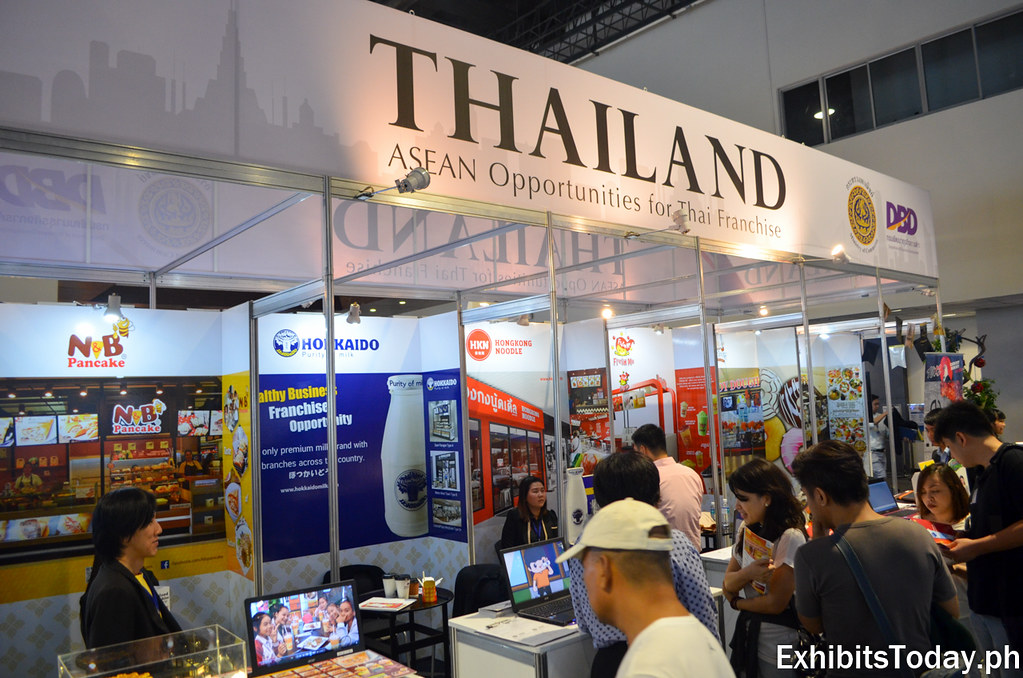 ASEAN Opportunities for Thai Franchise