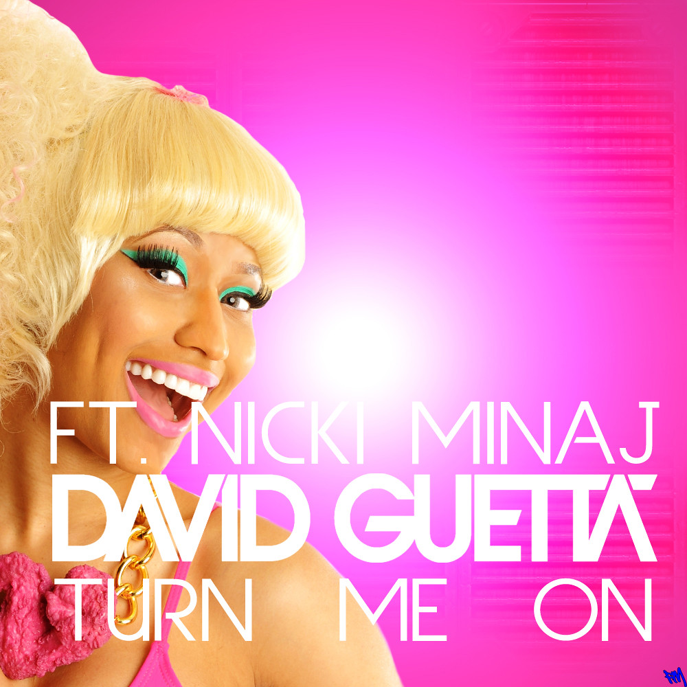 image David guetta turn me on ft nicki minaj pmv