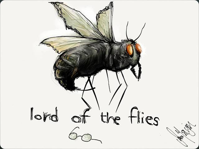 lord of the flies 4 The lord of the flies comes to symbolize the primeval instincts of power and barbaric nature that take control of jack's tribe littluns- the littlest boys, around ages six and up book review: lord of the flies.