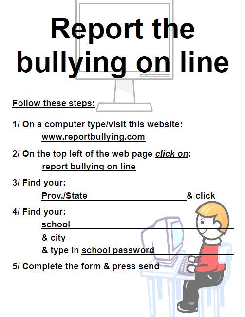bullying in schools essay outline