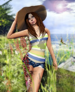 Summer vibes ♥ | by Kaelyn Alecto