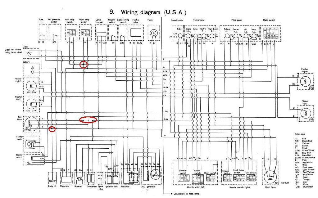 2001 yamaha grizzly wiring diagram yamaha u7e wiring diagram
