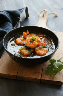 Spicy Shrimp Curry with Nigella and Coriander  6 | by Soma.R