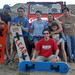 Happy to be a member of LEAD Movement, the innovators of sandboarding in the Philippines
