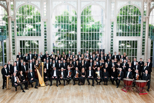 The Orchestra of the Royal Opera House © Johan Persson/ROH 2009 | by Royal Opera House Covent Garden