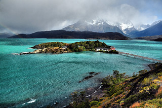 Lago Pehoe -Torres del Paine (Chile) | by sasha_h