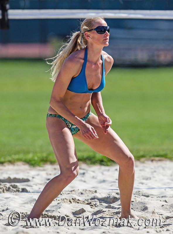 Women S Beach Volleyball Long Beach California Usa