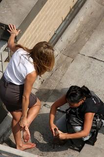 Jennifer aniston feet 53996 uldrak flickr - Jennifer aniston barefoot ...