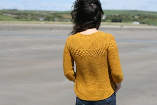 ravi beach back shot | by Stolen Stitches