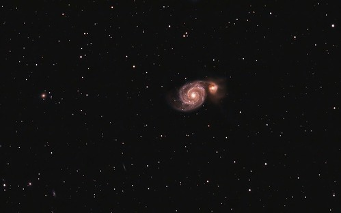 Whirlpool Galaxy | by starman81