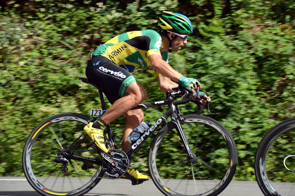 Murilo Fischer Cyclist Murilo Fischer Crit Rium du