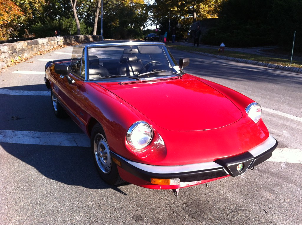 Alfa Romeo Spider For Sale ONE OF THE LOWEST Flickr - 1986 alfa romeo spider for sale