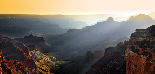 Grand canyon last light dusty day cape royal | by houstonryan