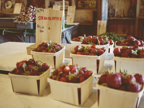 Beth's Farm Market Strawberries | by CieraHolzenthal