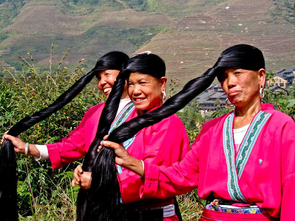 Kobiety Yao