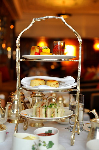 Afternoon Tea at Brown's Hotel - London | by Cathy Chaplin | GastronomyBlog.com
