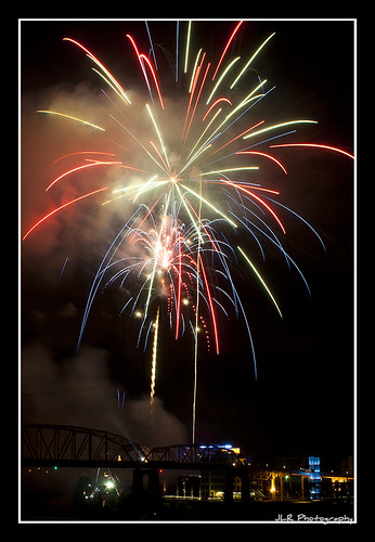 Independence Day Fireworks | by J.L. Ramsaur Photography