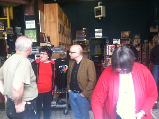 A Tribute to Dale Yarger at the Fantagraphics Bookstore & Gallery, 7/1/12 | by fantagraphics