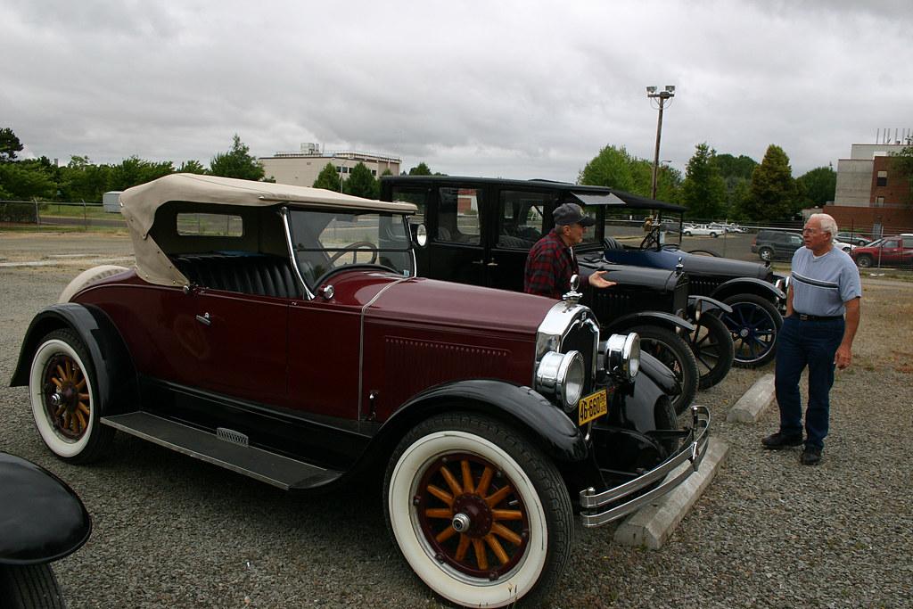 Cars1 The Oregon Tour A Gathering Of Vintage Car Club