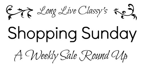 Shopping Sunday | by longliveclassy