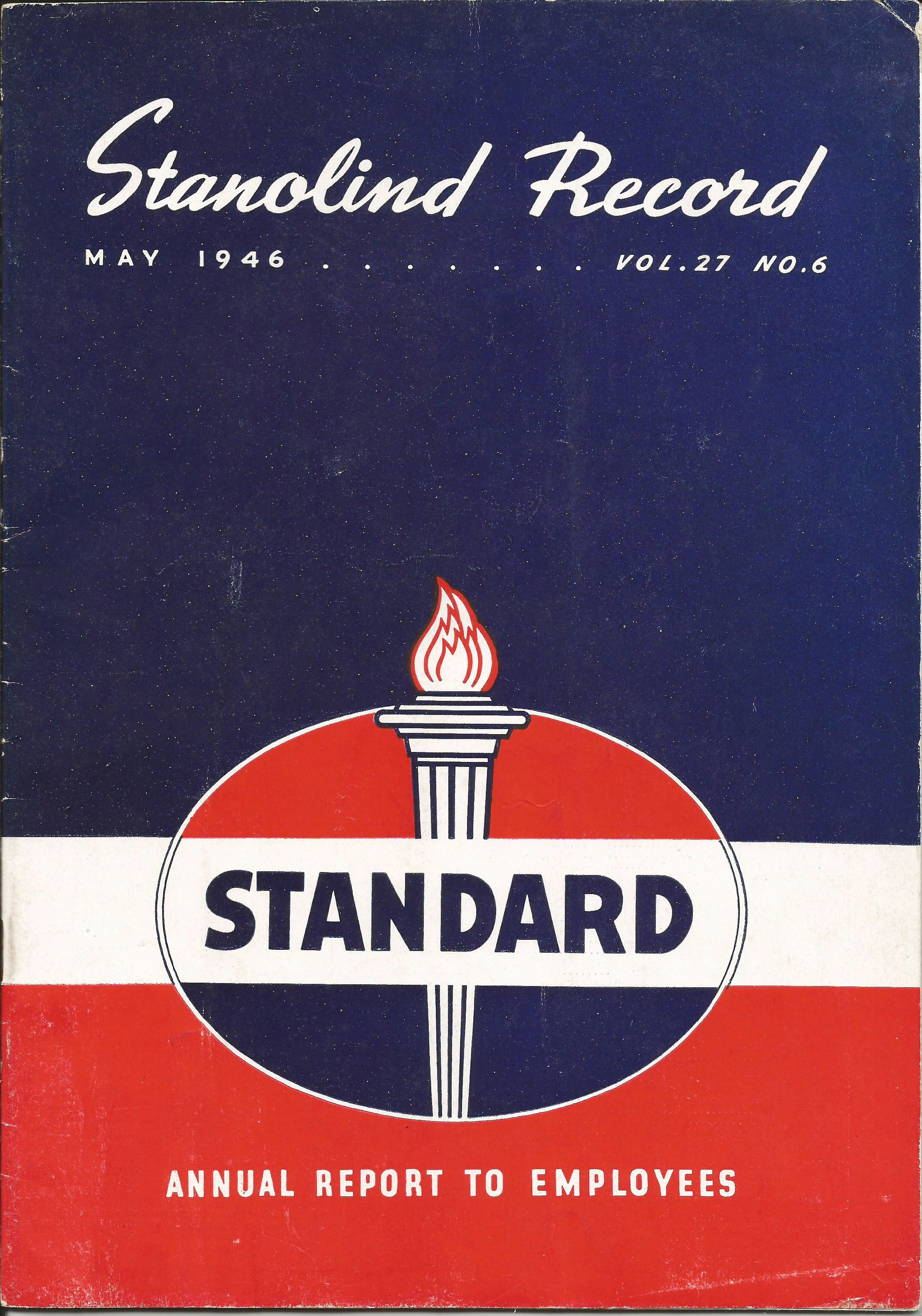 Standolind Record - May 1946