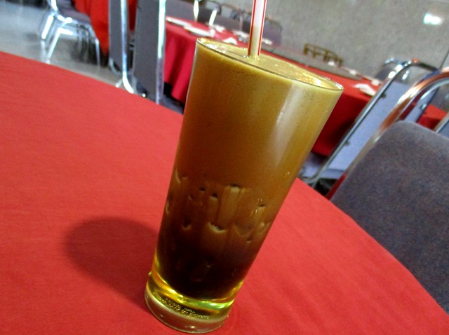 Ruby Restaurant blended iced black coffee 1