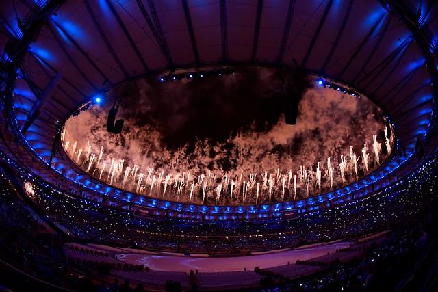 Clausura de Río 2016 llena de color y ritmos brasileños